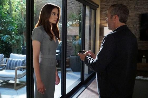 Agents of S.H.I.E.L.D. 4x09 - MALLORY JANSEN, JOHN HANNAH