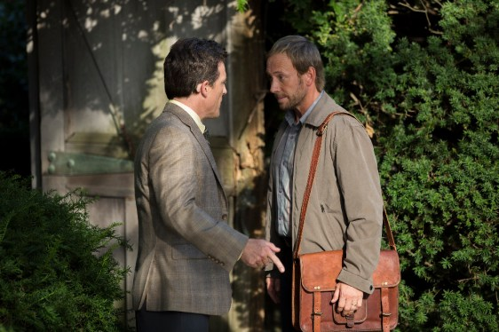 TIME AFTER TIME 1x04 -MIKE DOYLE, PJ SOSKO