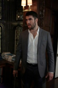 TIME AFTER TIME 1x04 -JOSH BOWMAN