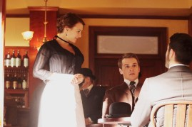 TIME AFTER TIME 1x05 - LESLIE FRAY, FREDDIE STROMA