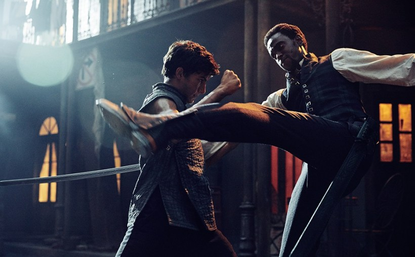 Into the Badlands Recap