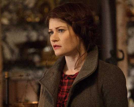 Once Upon A Time 6x19 - EMILIE DE RAVIN