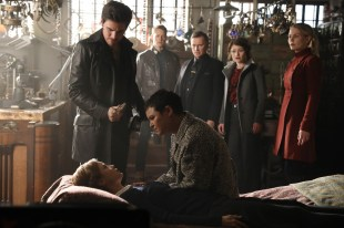 Once Upon A Time 6x19 - COLIN O'DONOGHUE, KEEGAN CONNOR TRACY, JOSH DALLAS, GINNIFER GOODWIN, ROBERT CARLYLE, EMILIE DE RAVIN, JENNIFER MORRISON