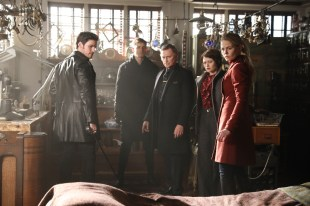 Once Upon A Time 6x19 - COLIN O'DONOGHUE, KEEGAN CONNOR TRACY, JOSH DALLAS, ROBERT CARLYLE, EMILIE DE RAVIN, JENNIFER MORRISON