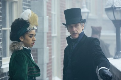 Doctor Who 10x03 - 07