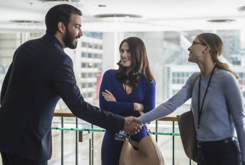 "Supergirl 2x18 ""Ace Reporter"""