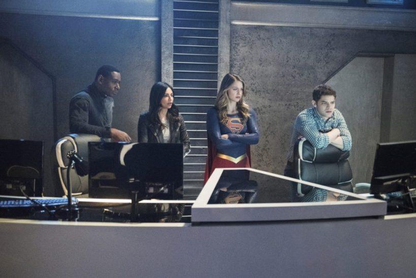 "Supergirl 2x19 ""Alex"""