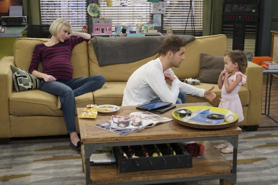 Baby Daddy 6x11 - 14