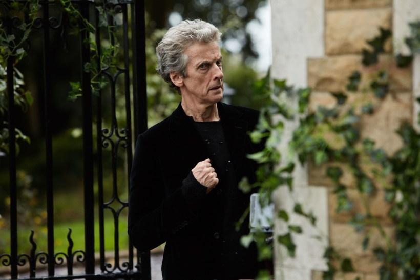 "Doctor Who 10x04 ""Knock Knock"""