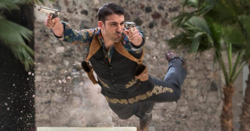 Sense8 Miguel Angel Silvestre Interview