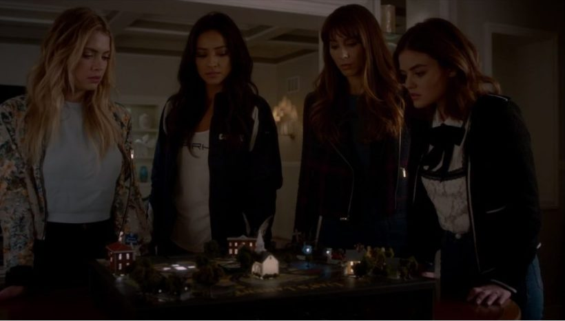 "Pretty Little Liars 7x14 ""Power Play"" - Top Moments"