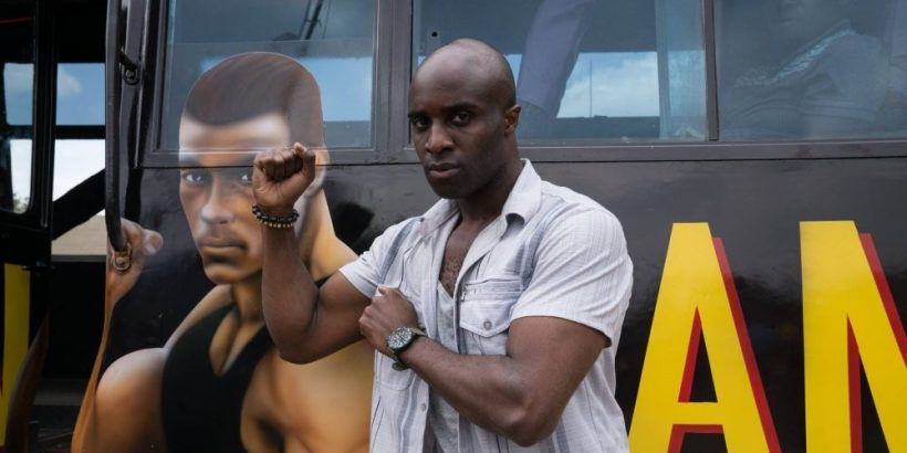 Sense8 Toby Onwumere Interview