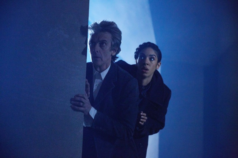 """Doctor Who 10×08 """"The Lie of the Land"""""""