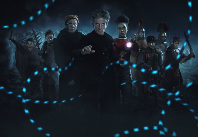 """Doctor Who 10x10 """"Eaters of the Light"""""""