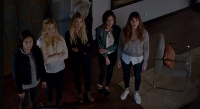 "Pretty Little Liars 7x16 ""The Glove that Rocks the Cradle"" Top Moments"