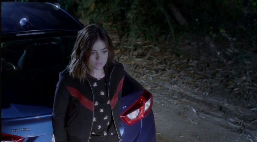 Pretty Little Liars 7x18 - Aria