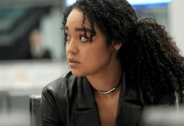 Aisha Dee Scene Stealer