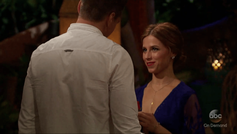 Kristina and Dean Bachelor In Paradise