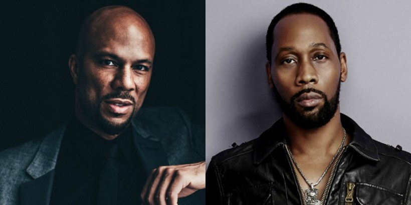 """Black Samurai"" Series with Common & RZA in Development by STARZ"