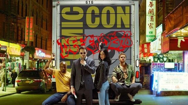 Defenders Comic Con