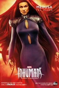 Inhumans Character Poster- Medusa