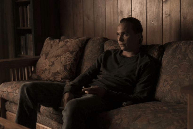 Frank Dillane as Nick Clark in the Fear The Walking Dead Midseason Premiere