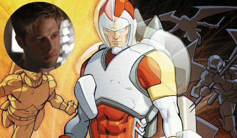 Shaun Sipos Joins Krypton As DC Comics' Adam Strange