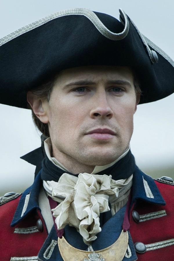 Outlander David Berry