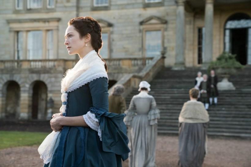 Outlander Hannah James