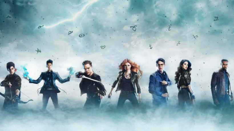 Nerdeek Life Shadowhunters Freeform Combines Land, Sea, and Sky for NYCC 2017 Conventions Nerdeek Life