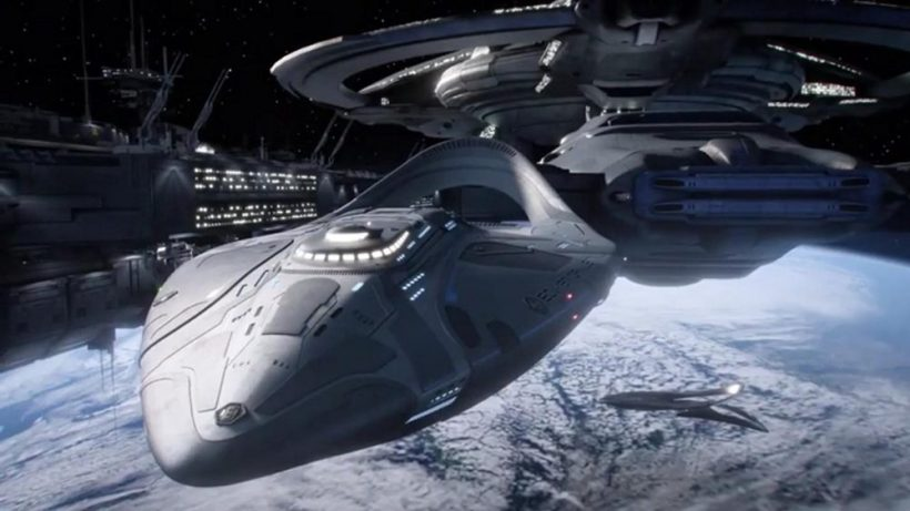 The Orville 1X01 Review