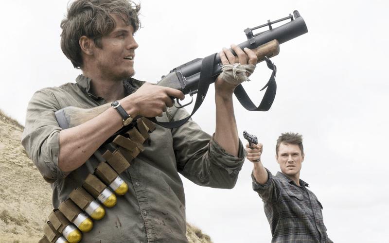 Fear The Walking Dead Scene Stealer Img 3