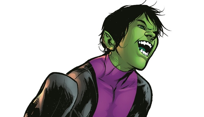 Superhero After Dark: Titans Beast Boy