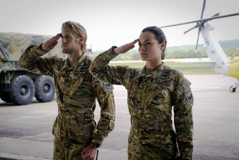 "Valor 1x02 ""Esprit de Corps"" Synopsis, Promotional Photos & Preview"