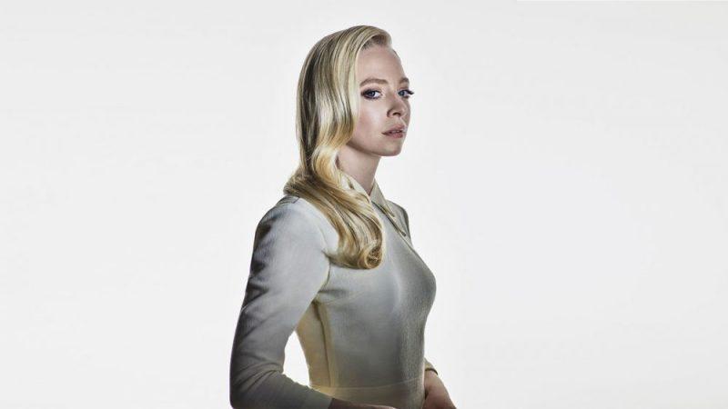 Portia Doubleday as Angela in Mr. Robot Season 3