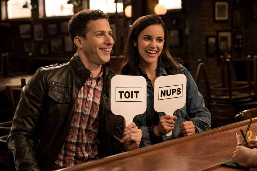 Brooklyn Nine-Nine Roundtable 5x06