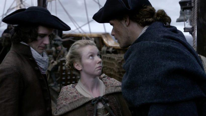 Outlander Marsali Fergus Jamie