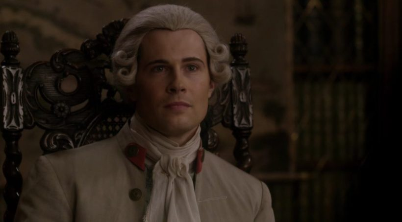 Outlander David Berry