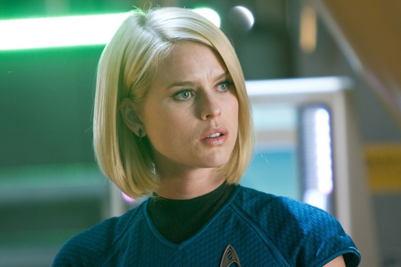 Alice Eve StarTrek