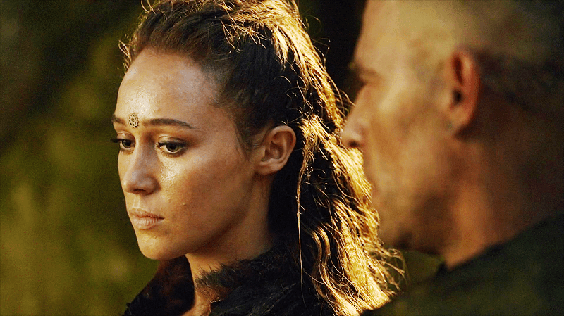 The 100 Commander Lexa Feature Image 1