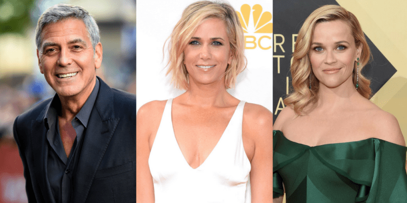 Streaming After Dark, George Clooney, Kristen Wiig, Reese Withersoon