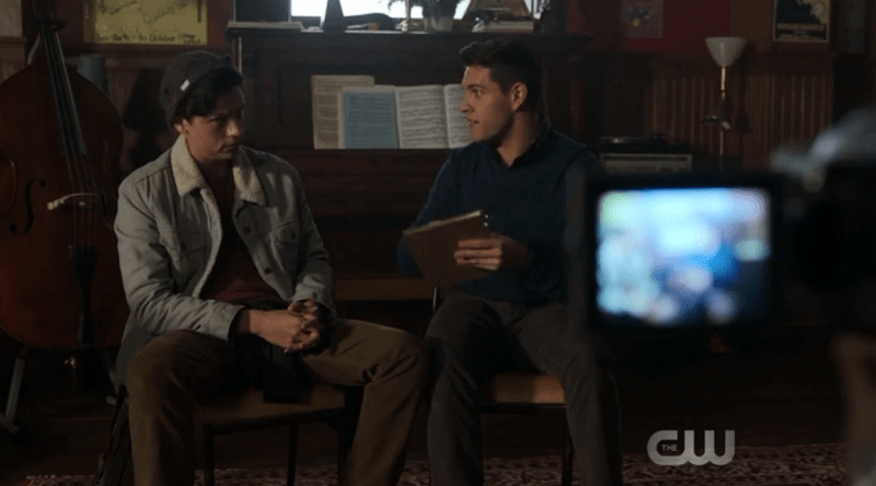 """Riverdale 2x18 """"Chapter Thirty-One: A Night To Remember"""""""