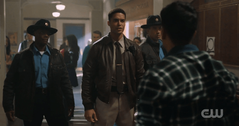 """Riverdale 2x20 """"Chapter Thirty-Three: Shadow of a Doubt"""""""