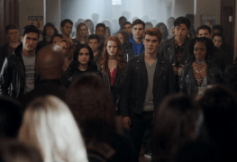 """Riverdale 2x22 """"Chapter Thirty-Five: Brave New World"""""""