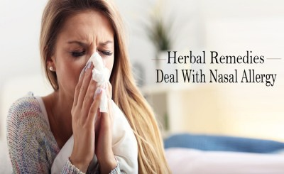 remedies of nasal problem