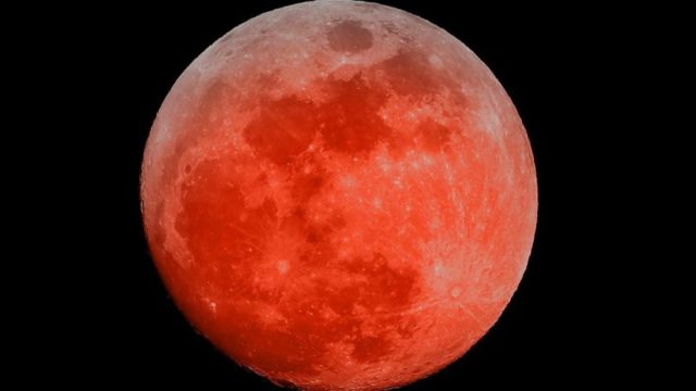Kanlı Ay Tutulması başladı: İşte Kanlı Ay Tutulması'nın merak edilenleri…