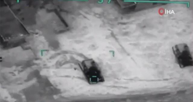 Son dakika haberler… Yeni görüntüler ortaya çıktı: Rejim hedefleri böyle vuruldu!