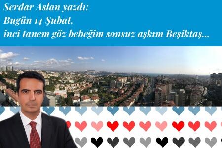 Serdar Aslan yazdı: Bugün 14 Şubat