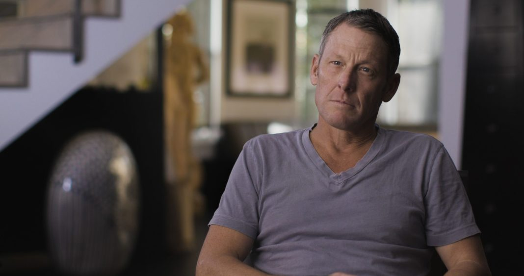 Lance Armstrong (image - ESPN)