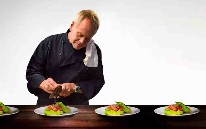 Wolfgang Puck - The Event (image - HBO)